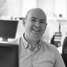 Andrew Dymock - Marketing Communications Director