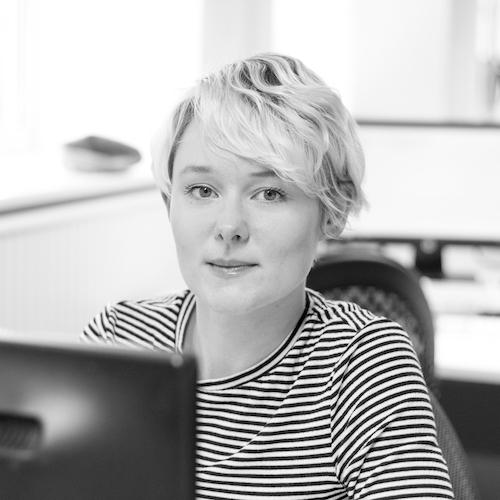 Charlotte Avil - Team Assistant