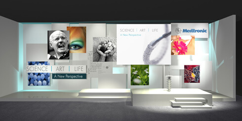 Medtronic Set Design
