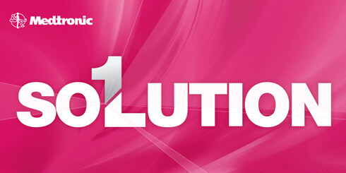 Medtronic One Solution Branding