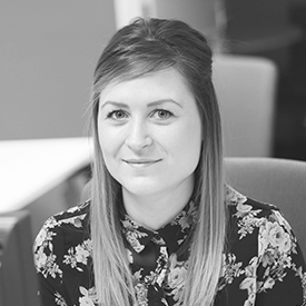 Heather Ashwood - Junior Account Manager