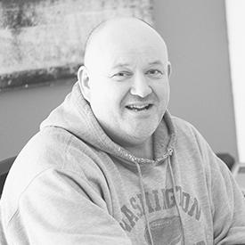 Iain Liddiard - Senior Producer