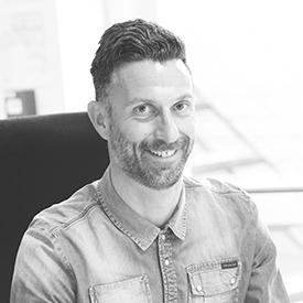 Jason Farmer - Director of Digital