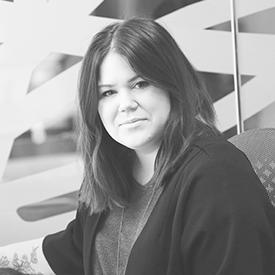 Sarah Skates - Events Producer