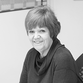 Shirley Jeffery - Assistant Accountant